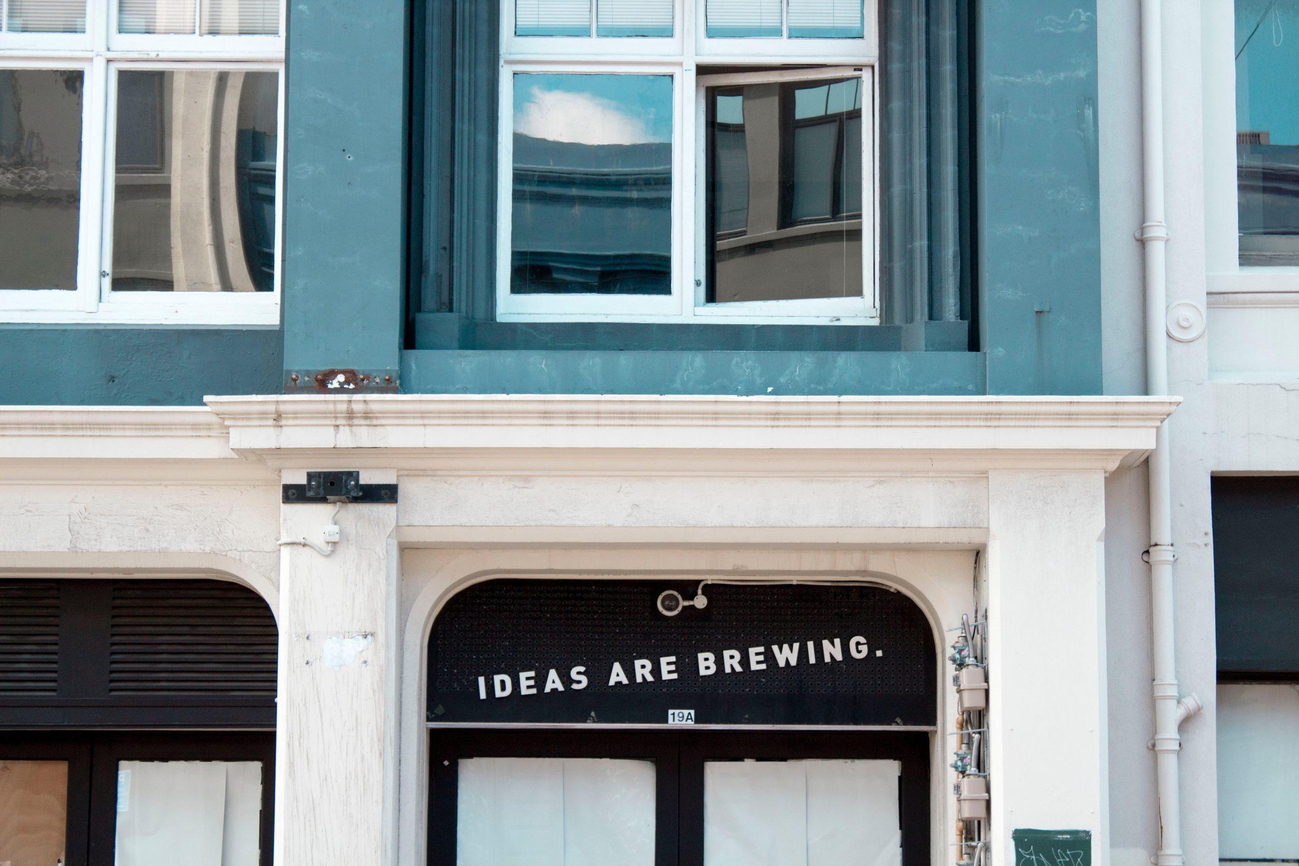 Brewing Ideas